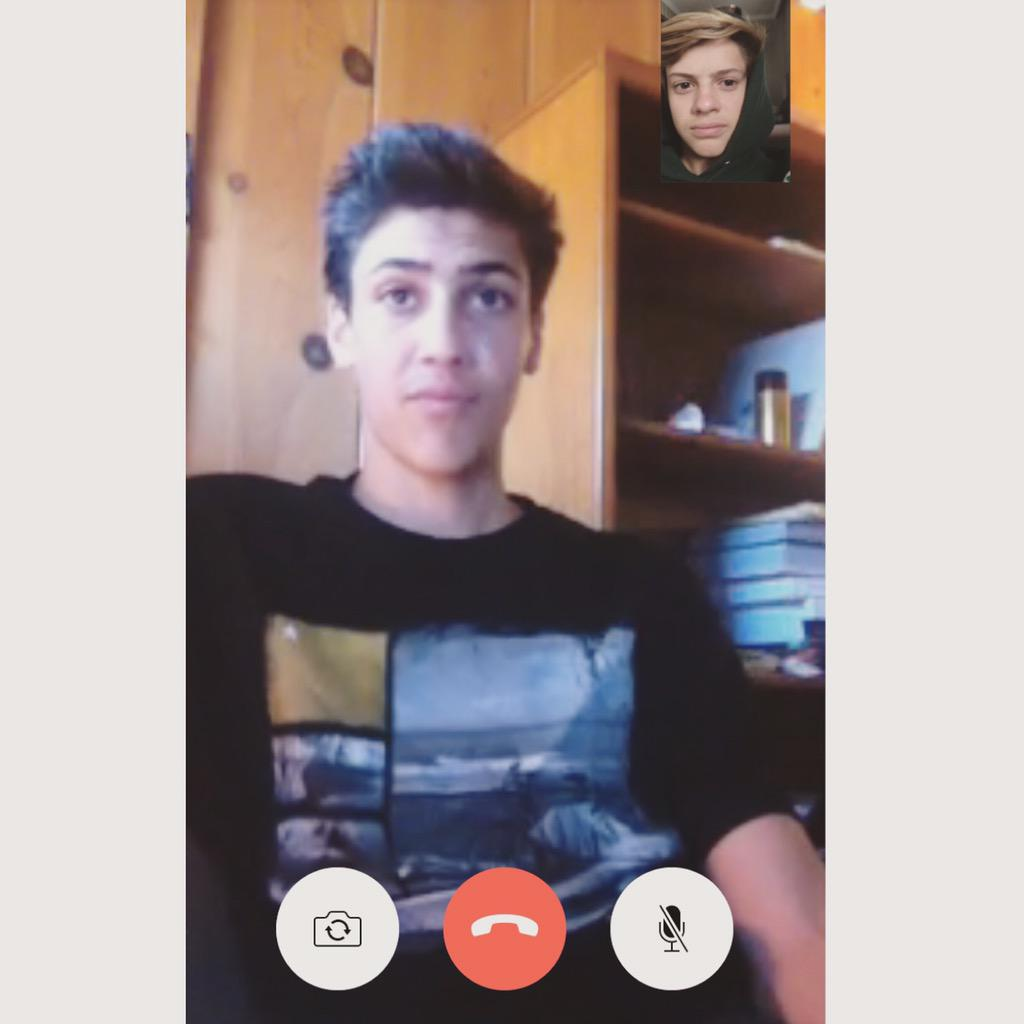 How to facetime a guy