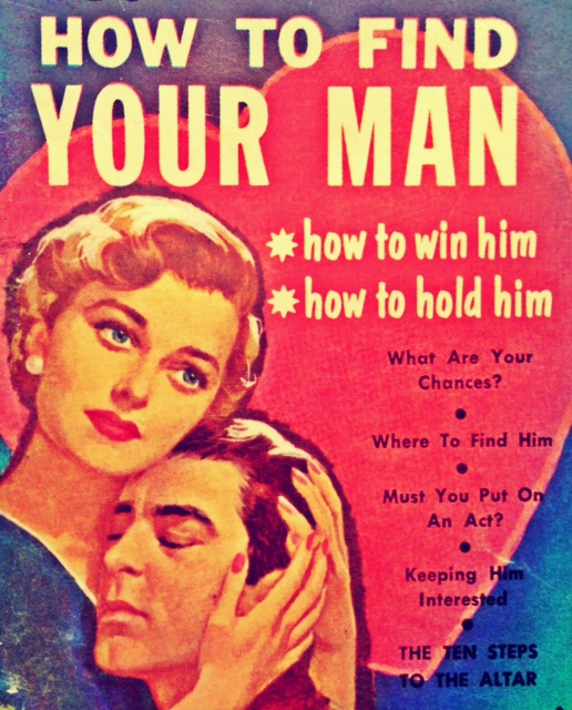 How to find a man