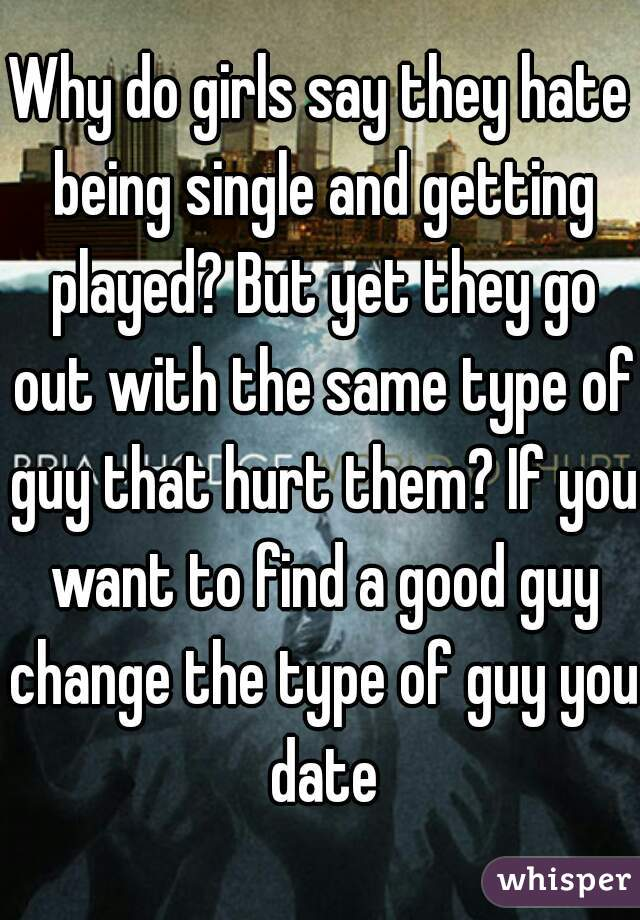 How to find my type of guy