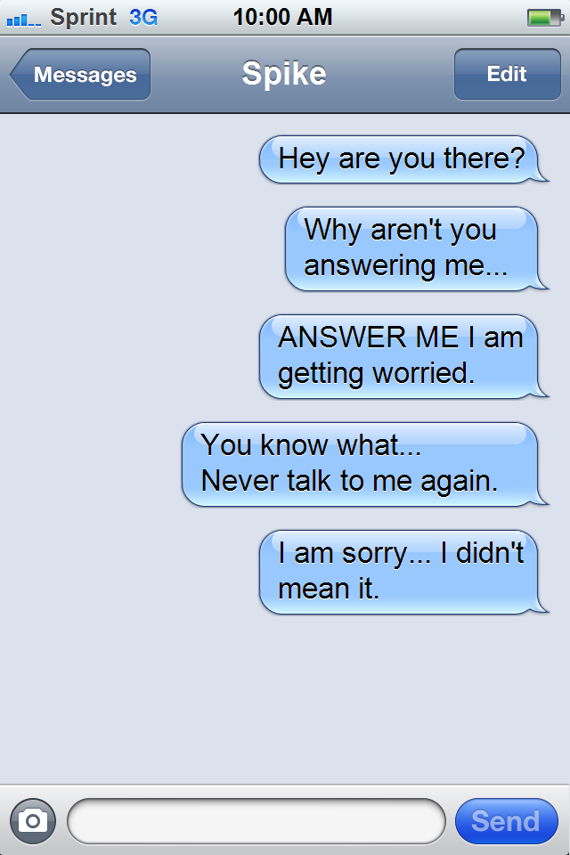 How to get a guy to text you first