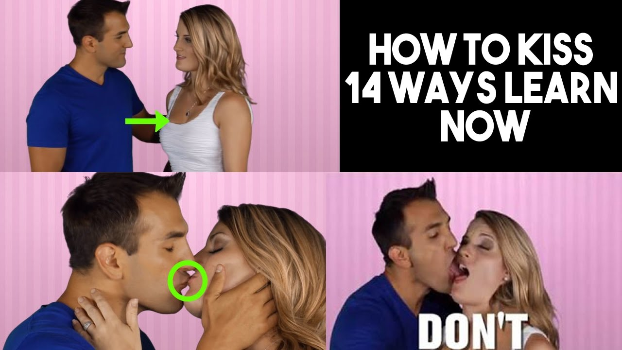 How to kiss better
