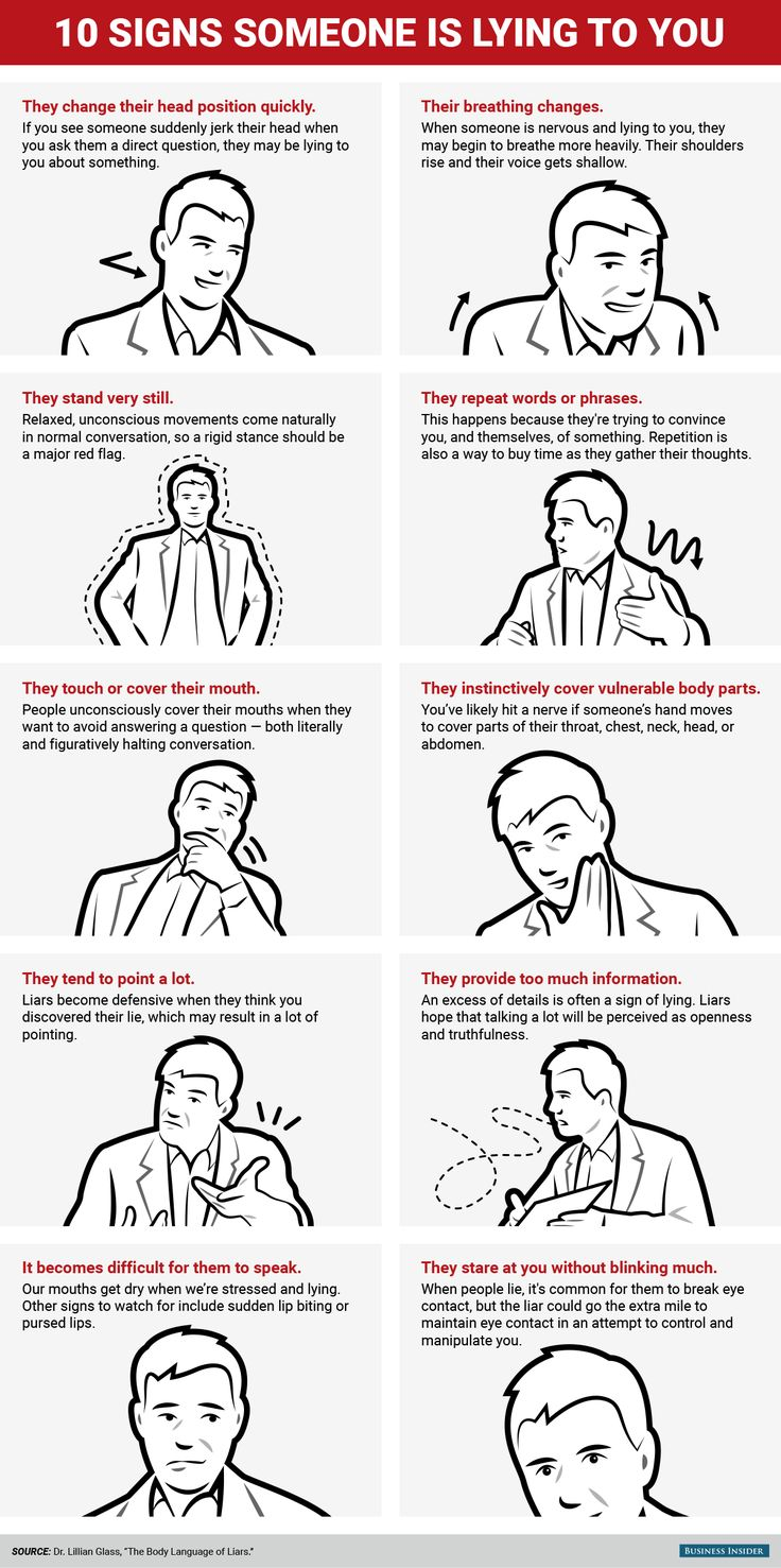 How to know if a guy likes you body language