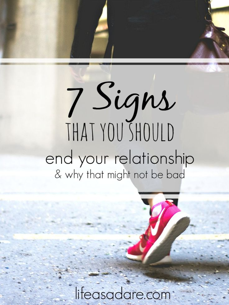 How to know if a relationship is right