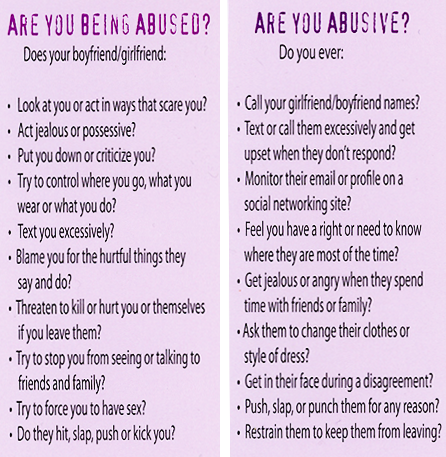 How to know if you re in an abusive relationship