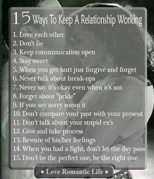 How to know when a relationship is not working