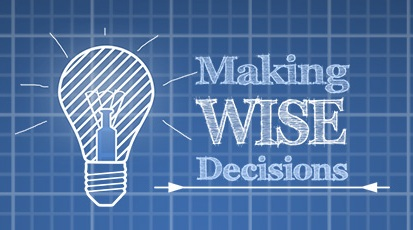 How to make a wise decision