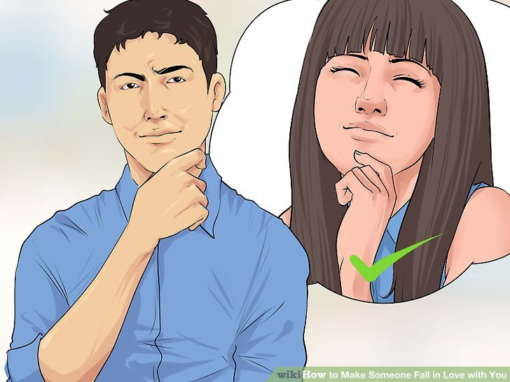 How to make someone have feelings for you