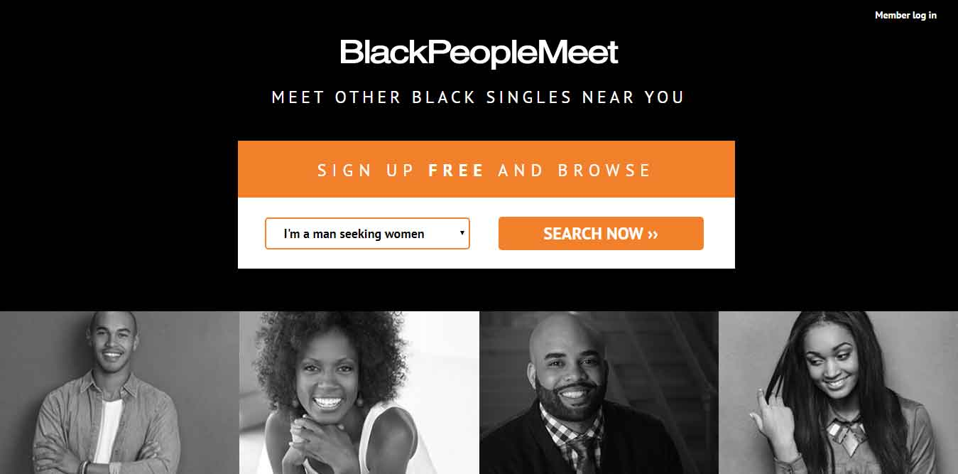 How to read messages on blackpeoplemeet without paying