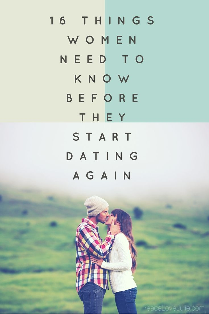 How to start over after a long relationship