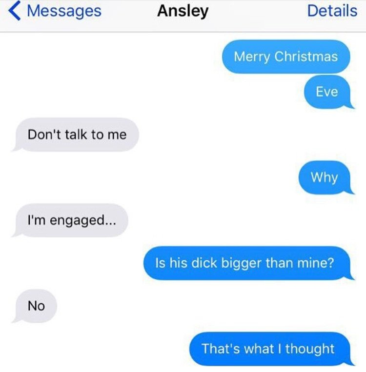 How to talk to an ex