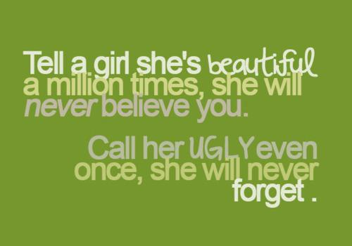 How to tell a girl shes beautiful