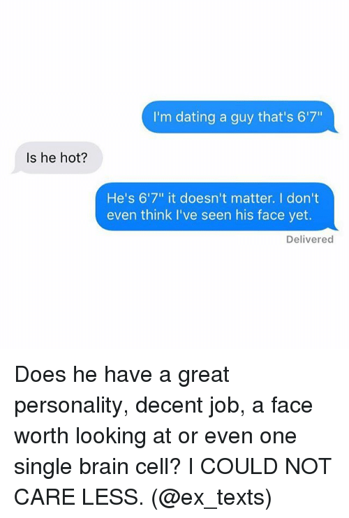 How to tell a guy hes hot