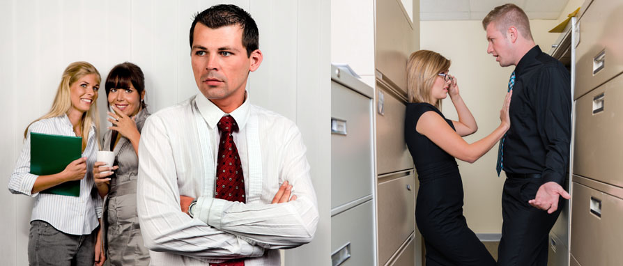How to tell if a female coworker likes you