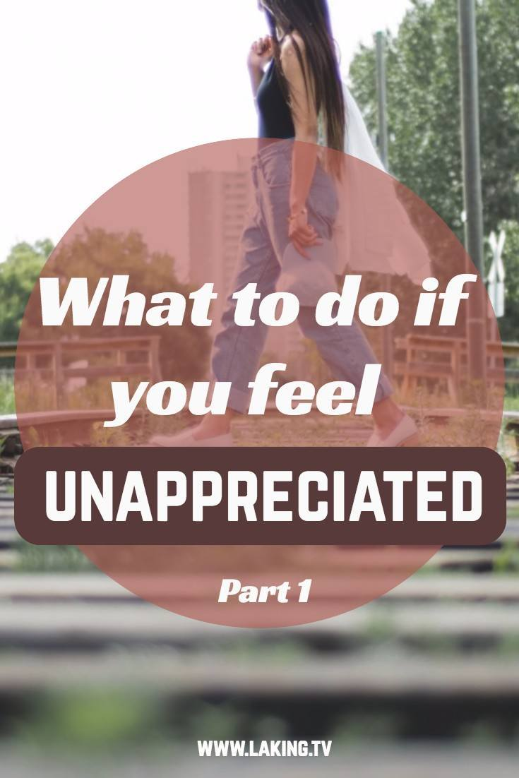 How to tell your boyfriend you feel unappreciated