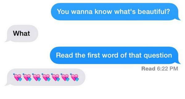 How to text a guy