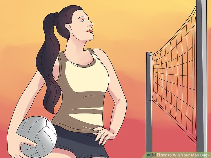 How to win a man back