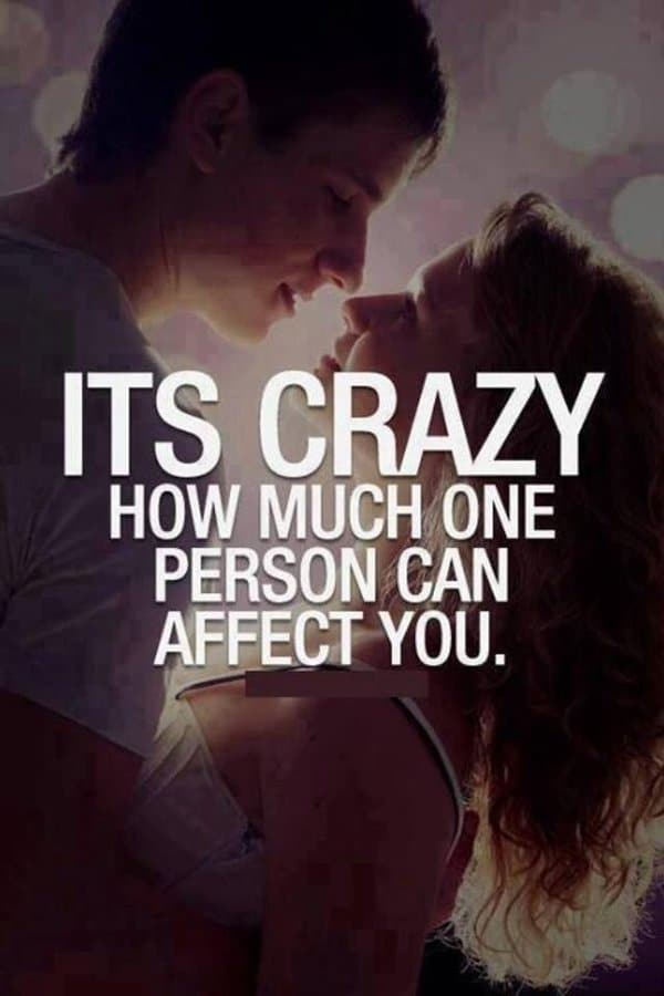I love that person