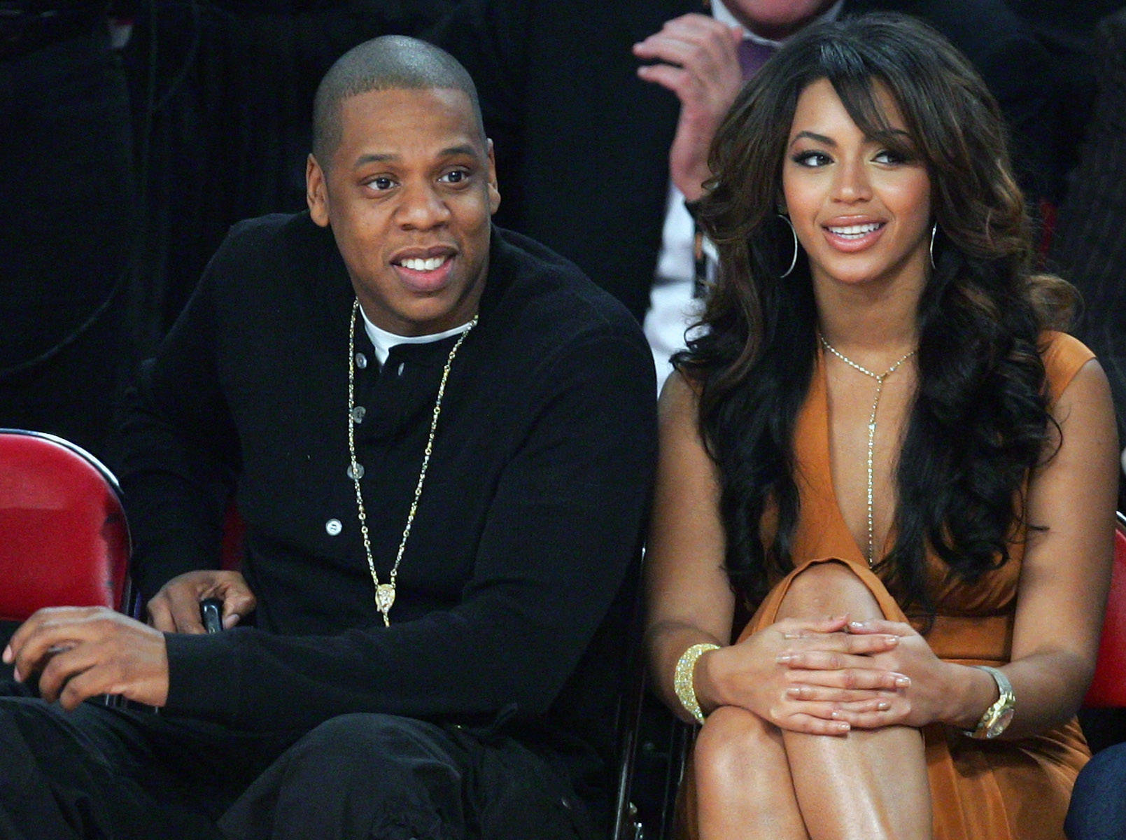 Is jz and beyonce breaking up