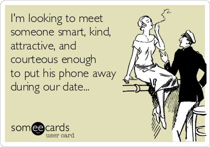 Looking for a date