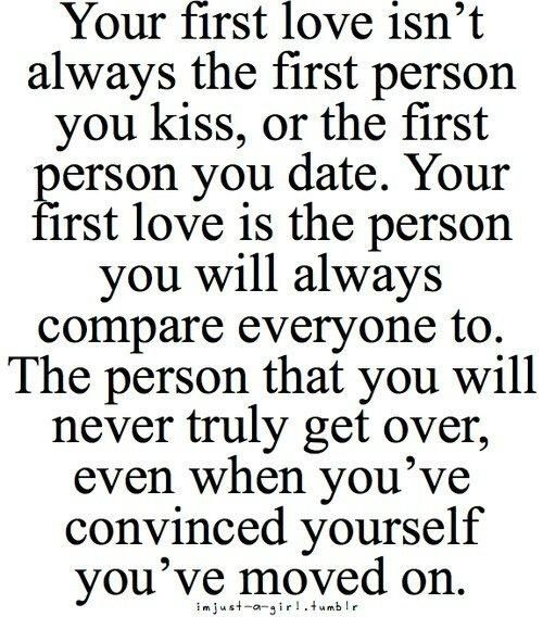 Love after first love