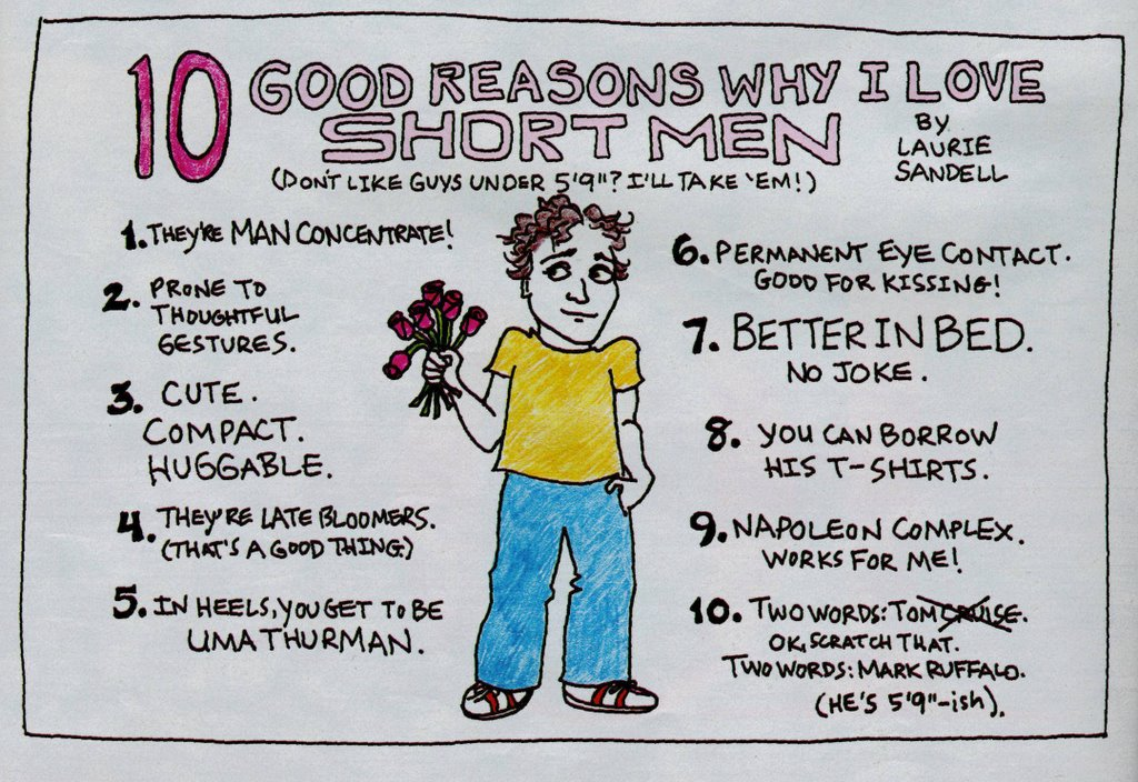 Big why small women do men like Does Penis