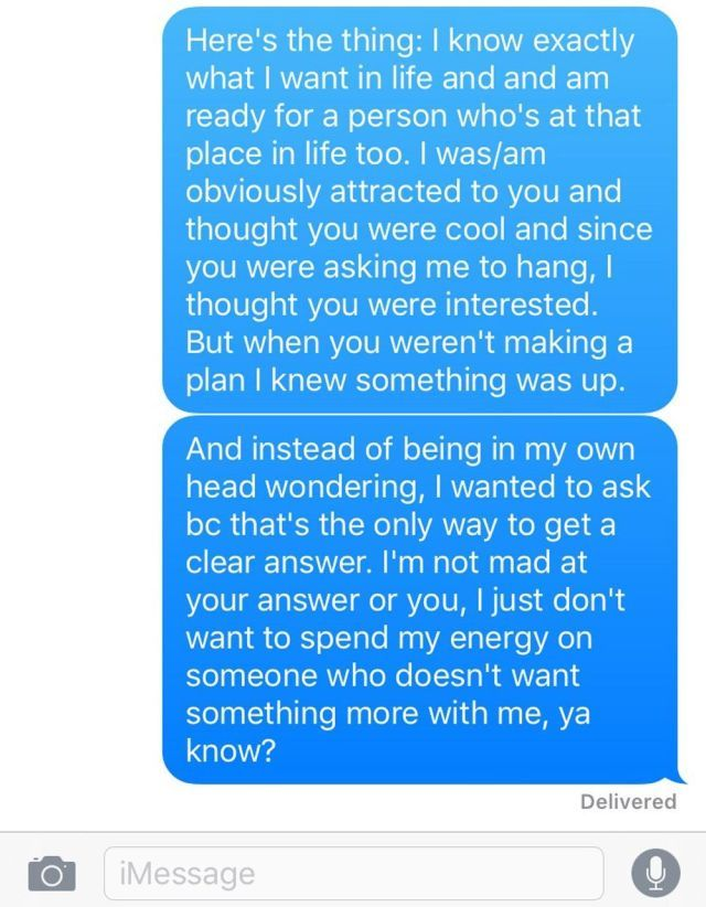 Men mixed signals send why Why Guys
