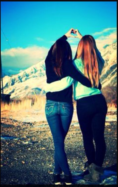 Picture ideas with best friend