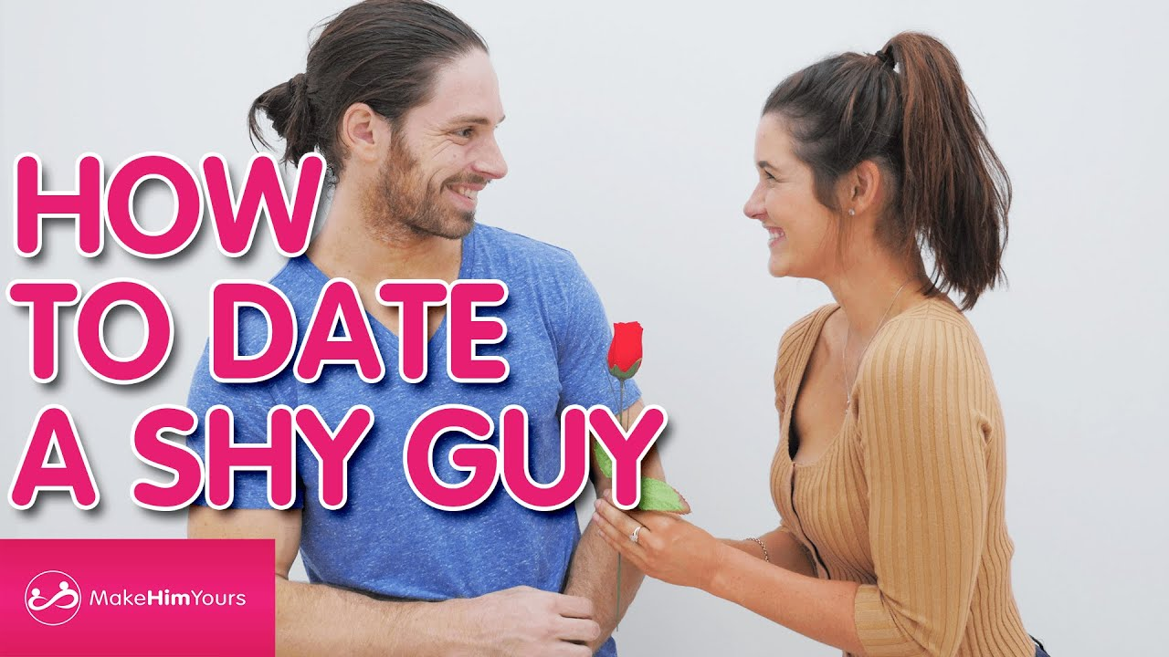 Reasons to date a shy guy