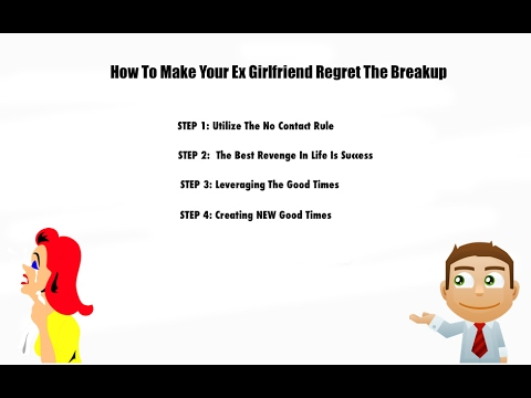 Regret breaking up with girlfriend