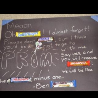 Romantic ways to ask a girl to prom