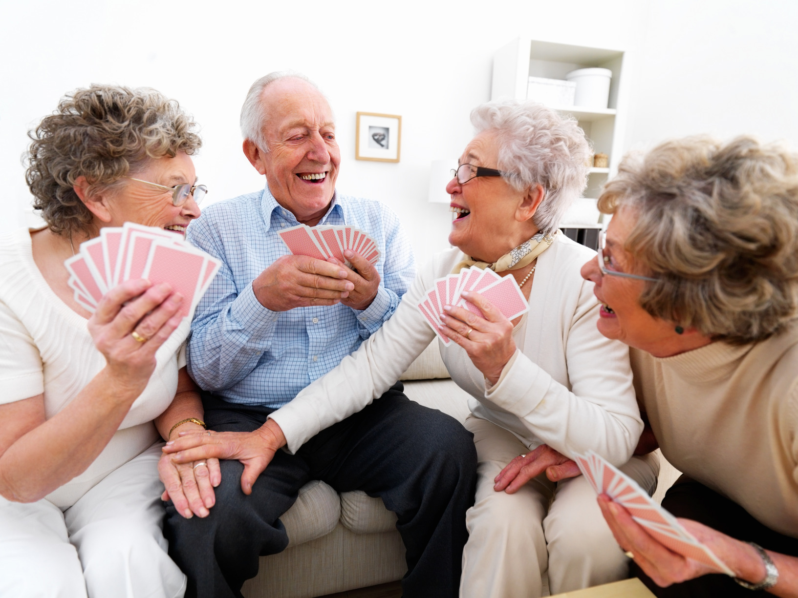 Senior social groups near me