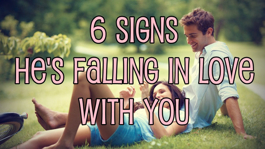 Signs a friend is falling for you