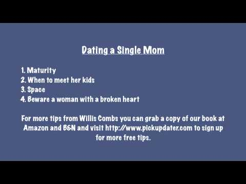 Single moms and dating