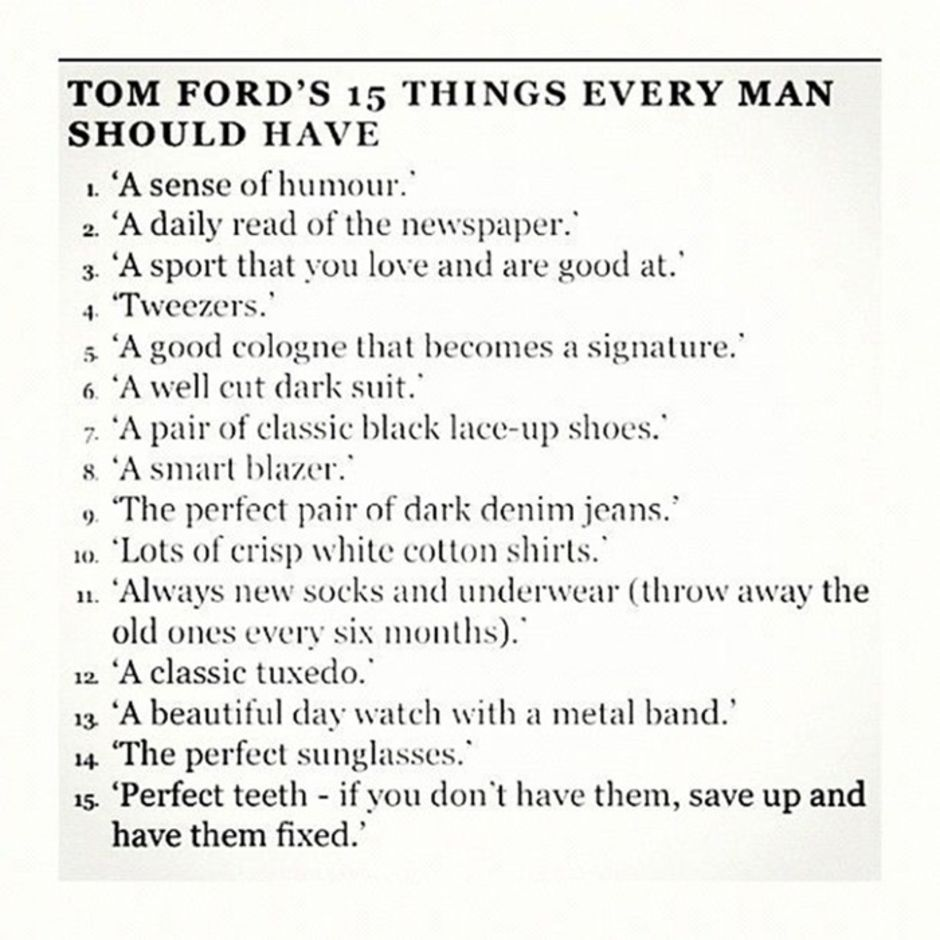 Things that a boyfriend should do