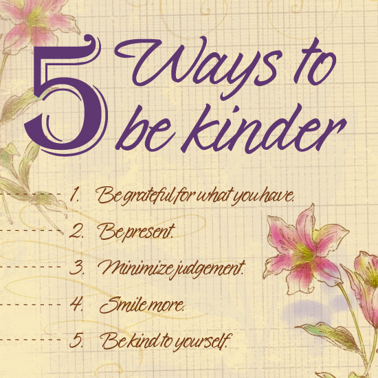 Ways to be helpful to others