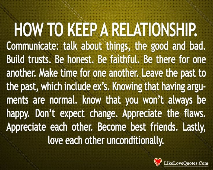 Ways to help communication in a relationship