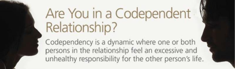 What is co-dependent relationship