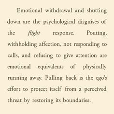 What to do when someone shuts down emotionally