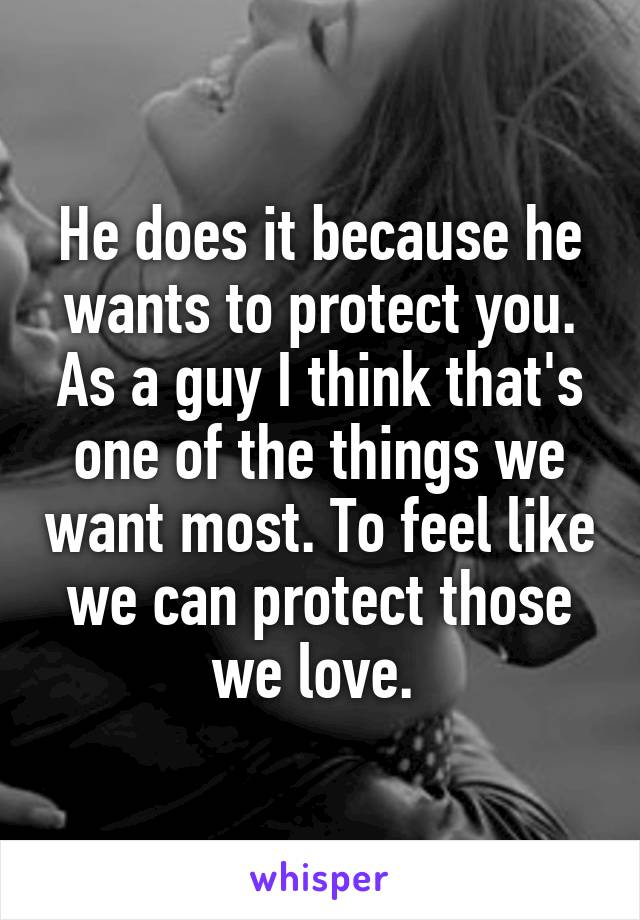 Protect to when a you wants man 10 Surefire