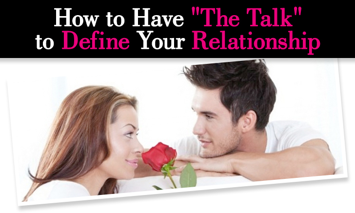When to define the relationship