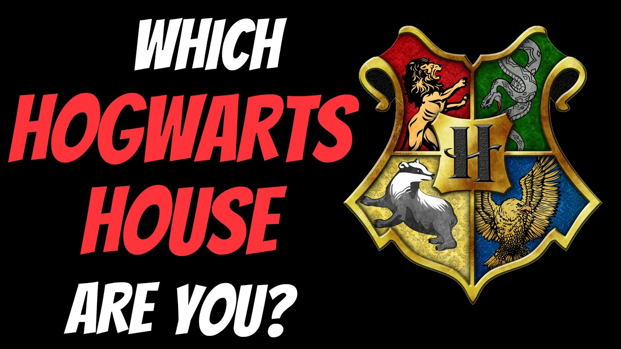 Which harry potter house am i in